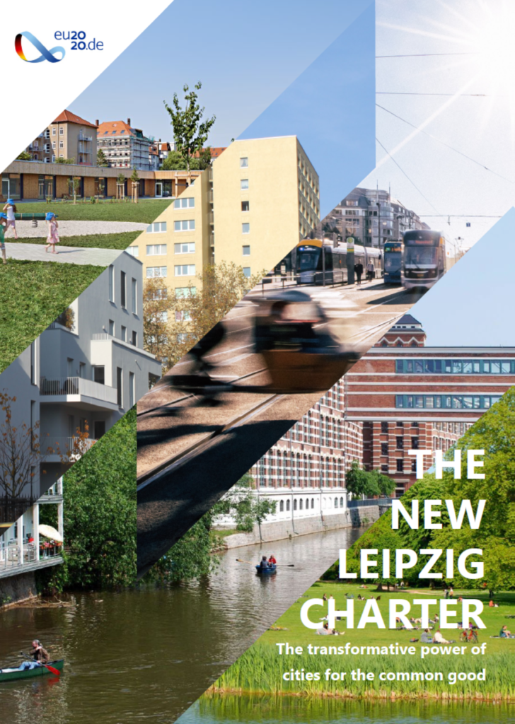 Carta de Leipzig sobre as Cidades Europeias Sustentáveis