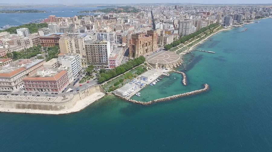 Taranto panorama