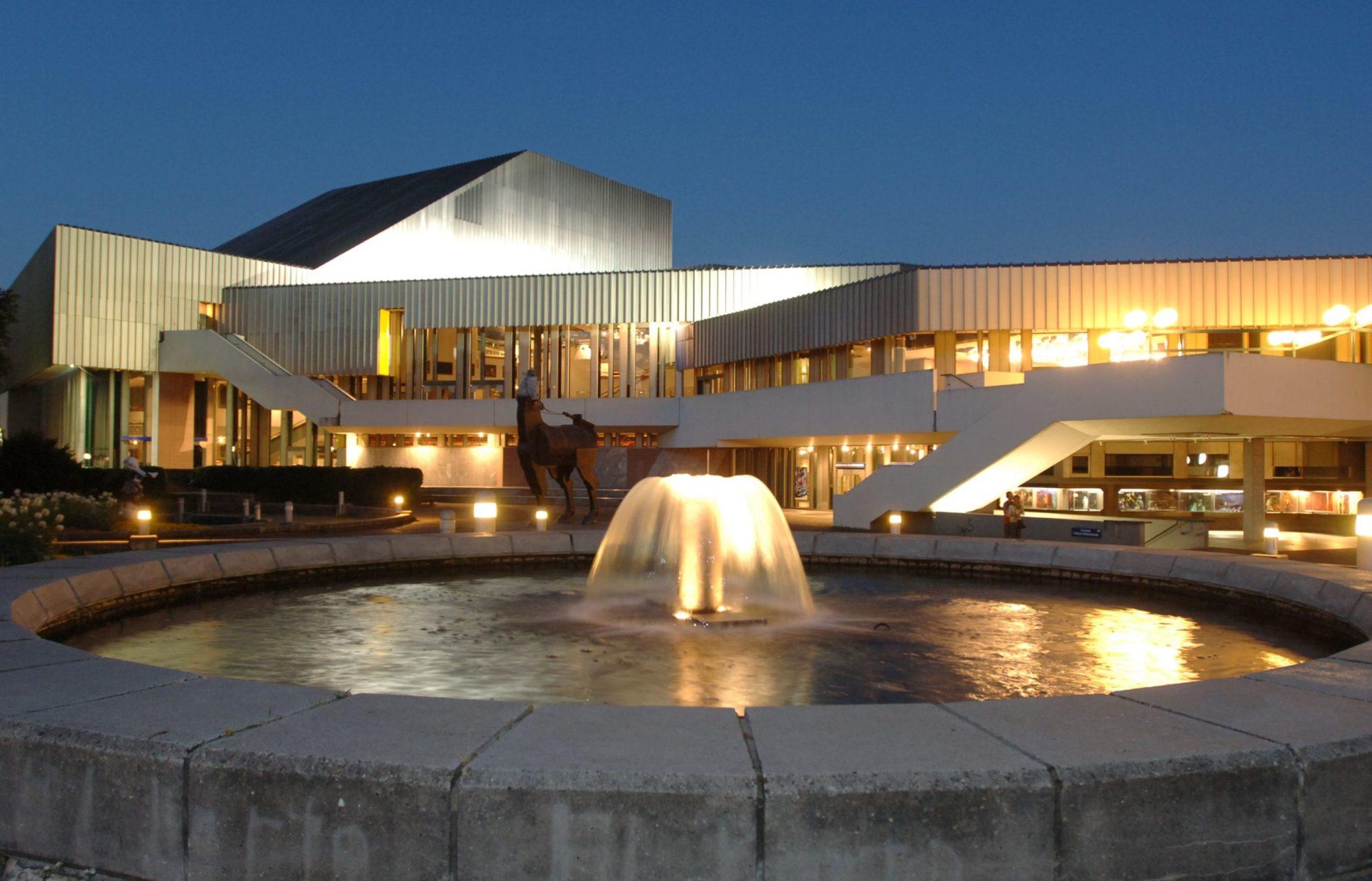Parkhaus Staatstheater Karlsruhe